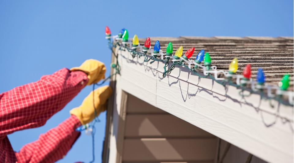 Trouble with your Christmas lights? Here's what to do
