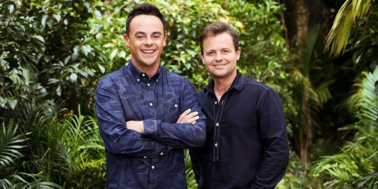 Ant and Dec I'm A Celeb
