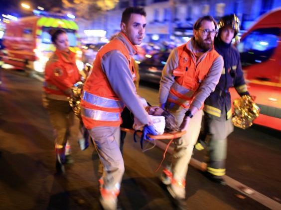The deadliest Isis terror attack in Europe, the 2015 Paris attacks, was carried out by a cell dispatched from Syria (AP)