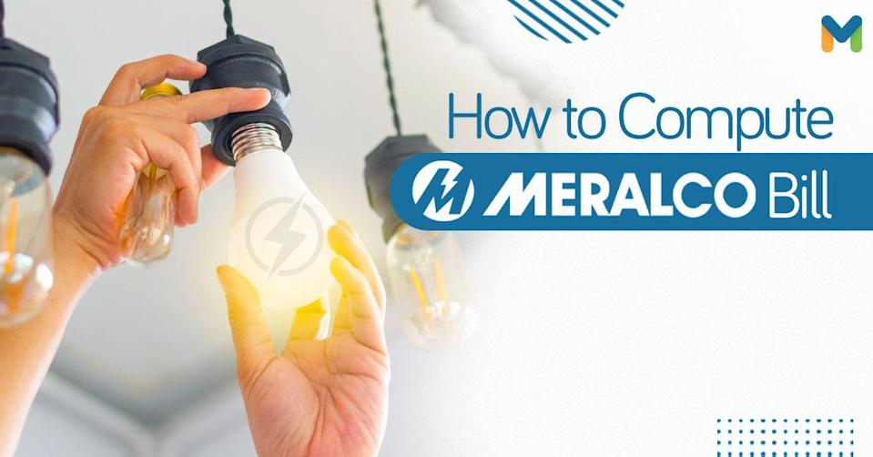 How to Compute Meralco Bill | Moneymax