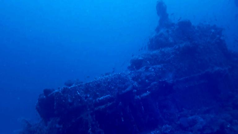 Divers discover French WWI submarine off Tunisia