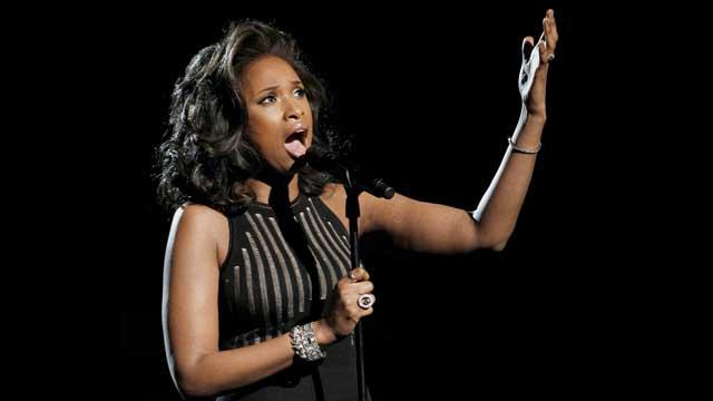 Grammy Awards, Jennifer Hudson Honor Whitney Houston