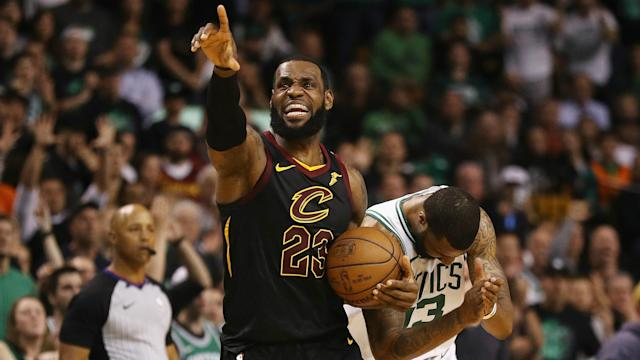 LeBron James joining the Lakers will reverberate throughout the NBA in ways we can't necessarily predict. (AP)