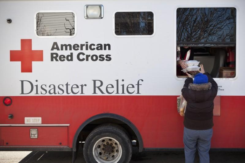 Red Cross to start testing drones in disaster relief efforts