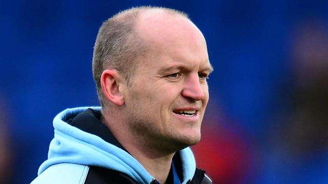 Scotland coach Gregor Townsend is happy with the strength of his first squad for three Tests next month.