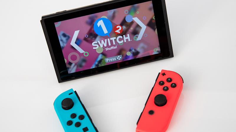 Now's the time to save on a brand new Switch, before they sell out.