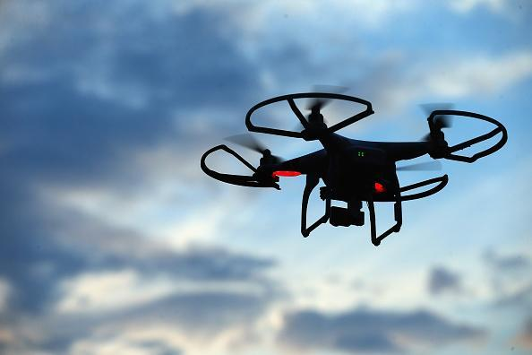 There are new rules for flying recreational drones in Canada. Photo from Getty Images