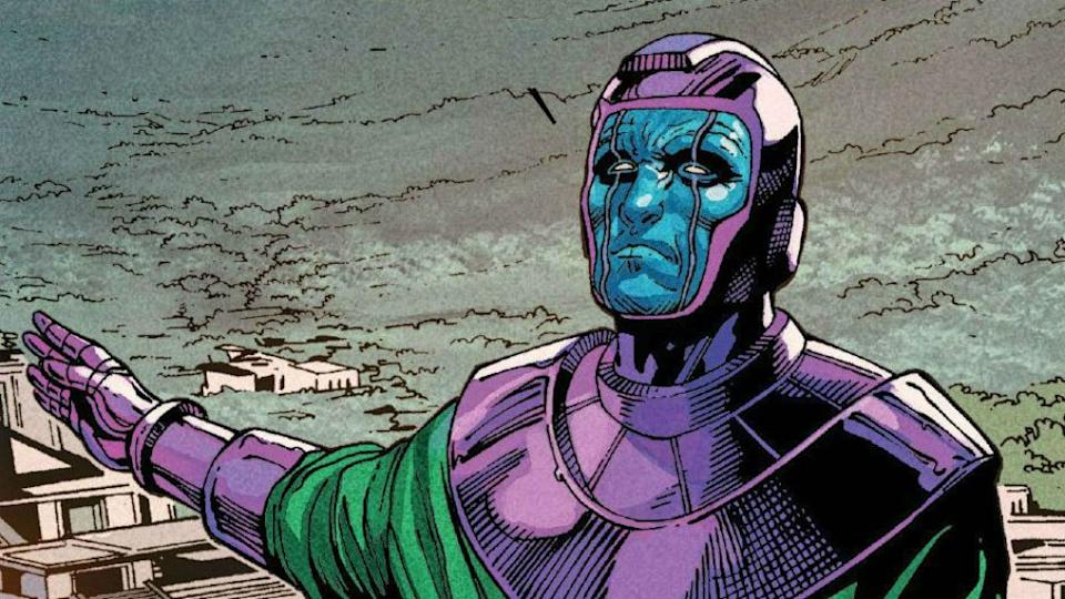 Kang the Conqueror in the Marvel Comics (Marvel)