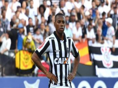 Brazil's Santos and Robinho part ways after sponsor ends contract with club over player's rape case