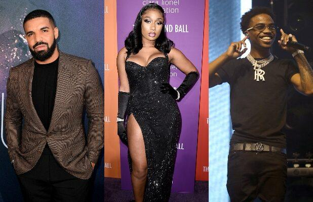 Drake, Megan Thee Stallion, Roddy Ricch Lead 2020 BET Awards Nominations