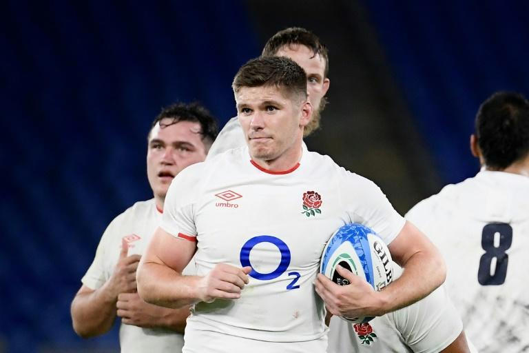 Under pressure - England captain Owen Farrell
