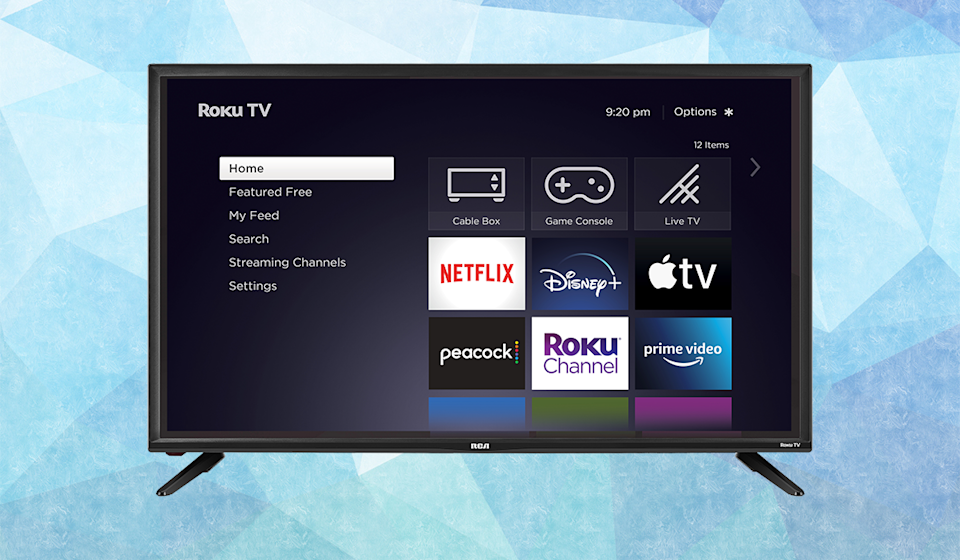 Save $110 on this RCA 40-inch Class FHD 1080P Roku LED Smart TV. (Photo: Walmart)