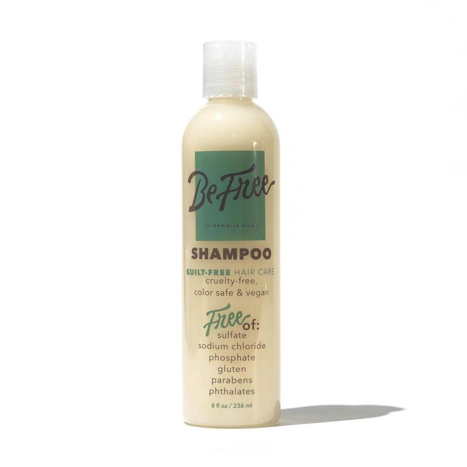 be free, best fragrance free shampoos