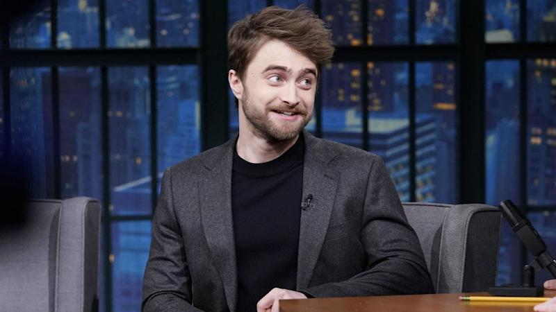 Daniel Radcliffe Explains Why He Won't Go See 'Harry Potter and the Cursed Child'