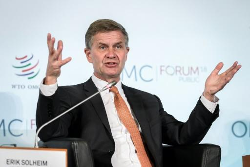 Tanzanian picked to head Unep as chief Erik Solheim resigns