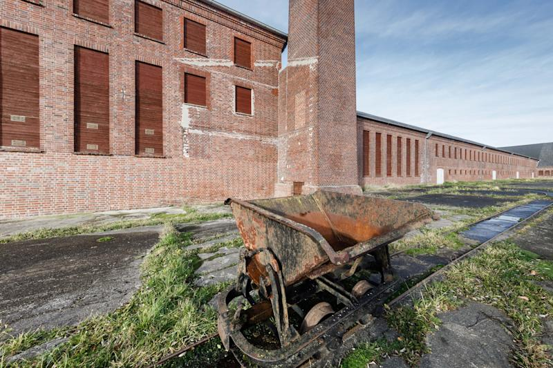 17 November 2019, Hamburg: The clinker works in the former concentration camp (KZ) Neuengamme. From 1938 to 1945, more than 100,000 people were imprisoned here, of whom 50,000 died, among other things, as a result of forced labour. Photo: Markus Scholz/dpa (Photo by Markus Scholz/picture alliance via Getty Images)