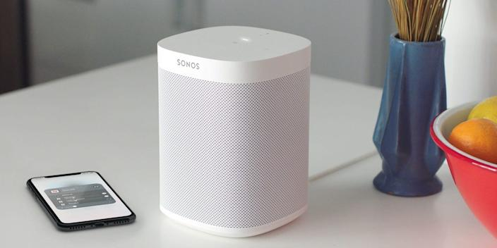 A Sonos speaker can be a great addition to your music setup.