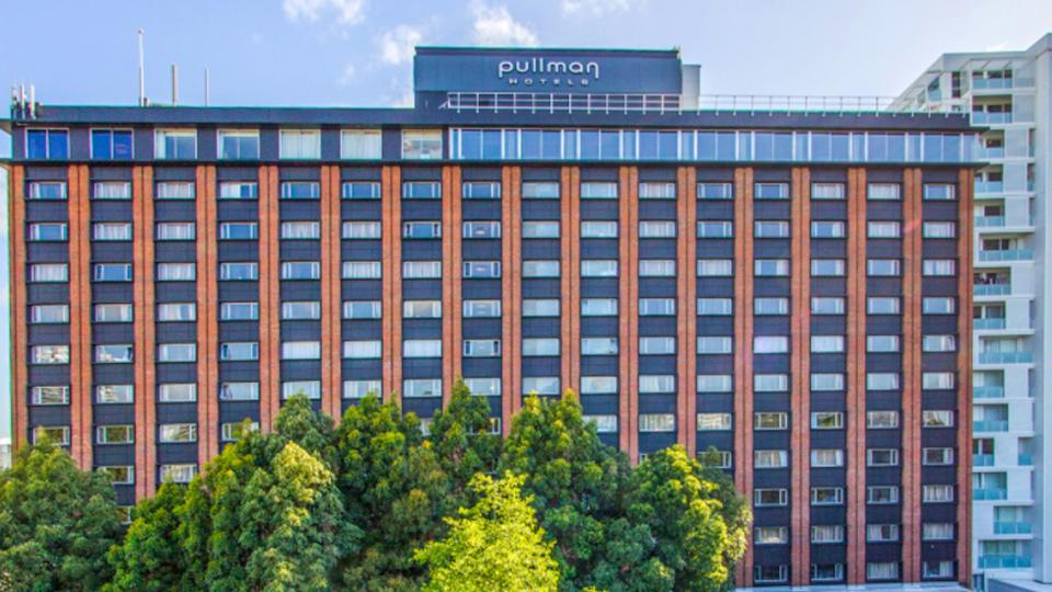 The Pullman Hotel. Source: Google Maps/AAP