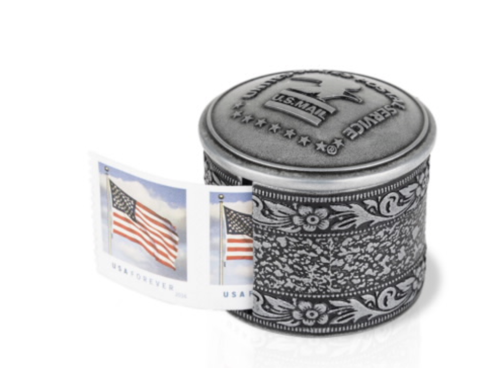"<p>usps.com</p><p><strong>$14.99</strong></p><p><a href=""https://store.usps.com/store/product/stamp-gifts/stamp-coil-dispenser-P_843020"" rel=""nofollow noopener"" target=""_blank"" data-ylk=""slk:Shop Now"" class=""link rapid-noclick-resp"">Shop Now</a></p><p>File this one under ""things you never knew you needed."" Keep stamps tidy and accessible in this handy dispenser. </p>"