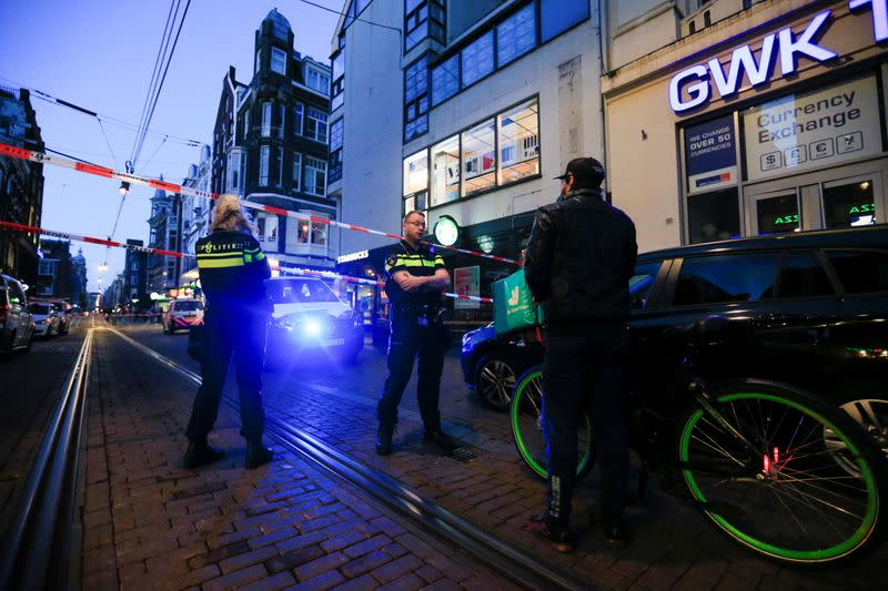 Dutch celebrity crime reporter Peter R. de Vries shot and seriously injured in Amsterdam