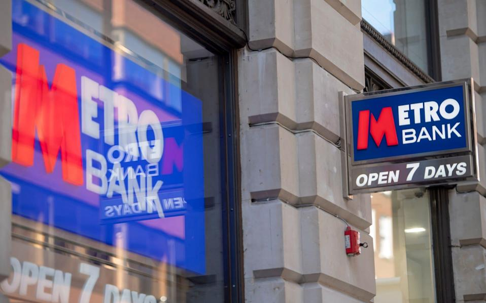 Metro Bank - Paul Grover