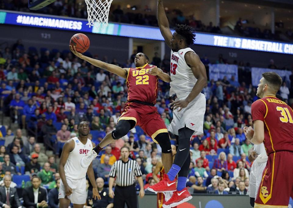 USC has held De'Anthony Melton out all season due to eligibility concerns