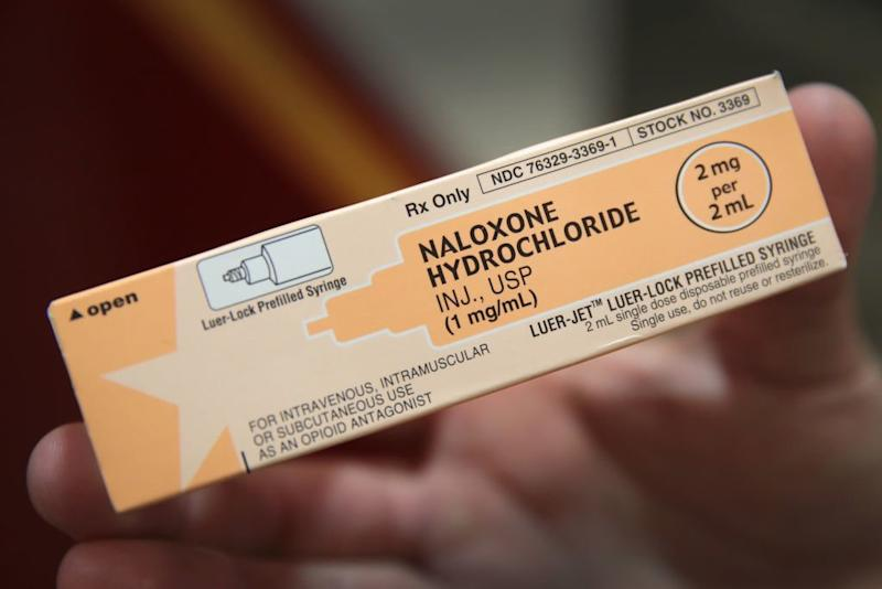 The FDA Just Approved the First Generic Nasal Spray to Reverse Opioid Overdoses
