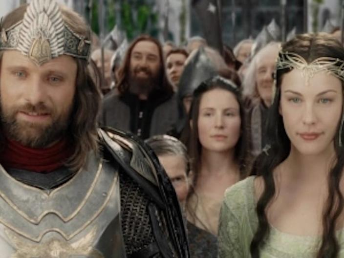 2003 the lord of the rings