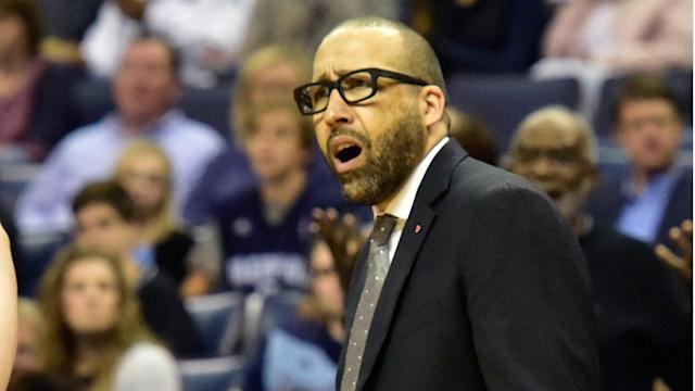 "David Fizdale coached the <a class=""link rapid-noclick-resp"" href=""/nba/teams/mem"" data-ylk=""slk:Memphis Grizzlies"">Memphis Grizzlies</a> for 101 games. (AP)"