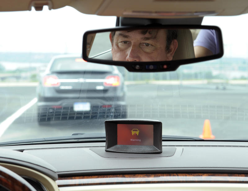 Government speeds research on car safety systems