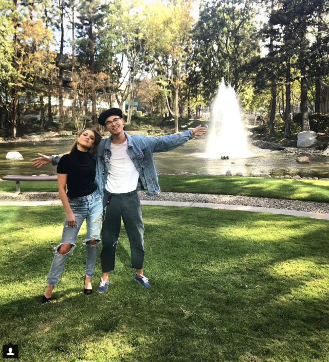 <p>That's a wrap! Thank you for hanging out with us during our press day for #ZacandMiaShow. Be sure to watch it only on Verizon's @go90. @annewinters @kianlawley (Photo: Instagram) </p>