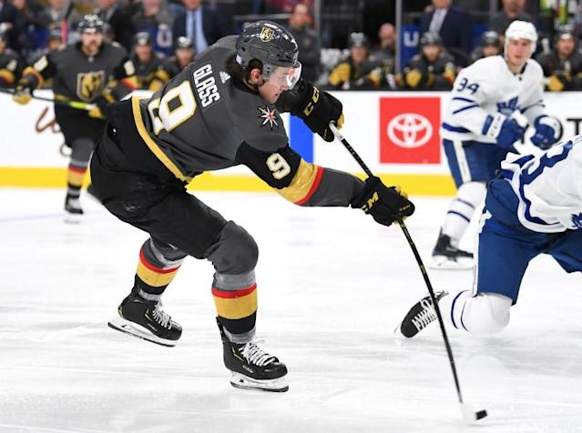 NHL: Toronto Maple Leafs at Vegas Golden Knights