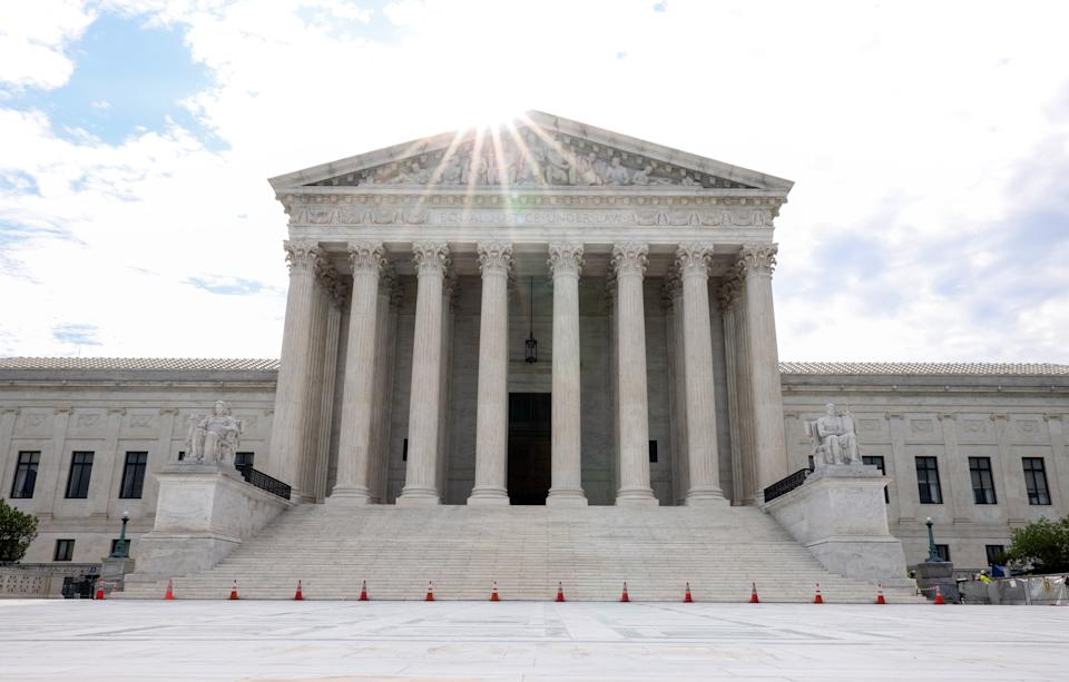 The U.S. Supreme Court. (Kevin Dietsch/Getty Images)