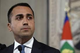 "Di Maio: ""Italiani con Gb, guarisci presto Boris Johnson"""