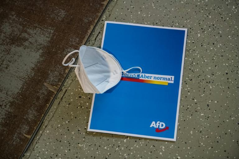 "The AfD's ""Germany. But normal."" slogan targets coronavirus restrictions"