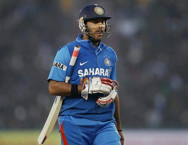 Yuvraj Singh needs to get back into his groove