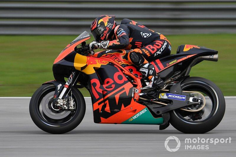 "26º Mika Kallio, Red Bull KTM Factory Racing - 2:00.148*<span class=""copyright"">Gold and Goose / Motorsport Images</span>"