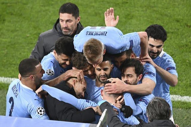 Manchester City have ended their run of quarter-final exits