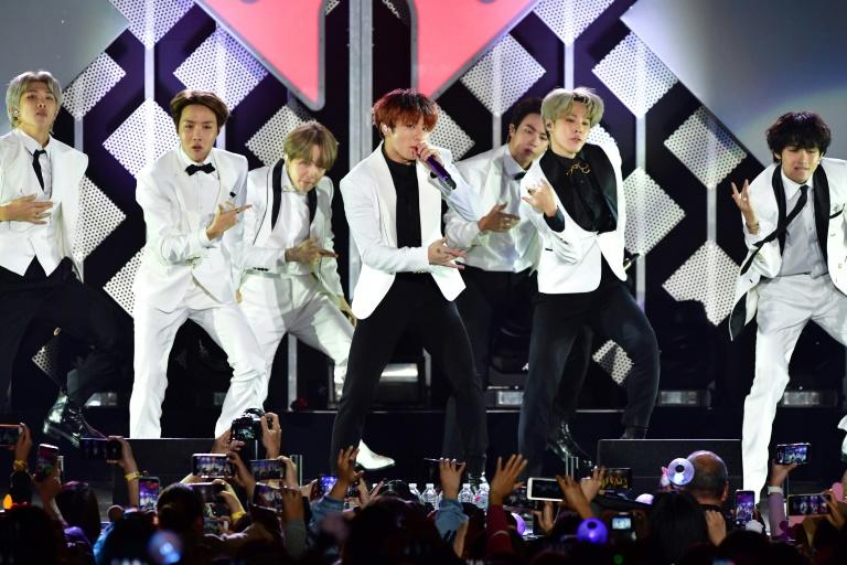 Boy band BTS has been part of a Korean wave in pop music but similar success has eluded the country's film industry