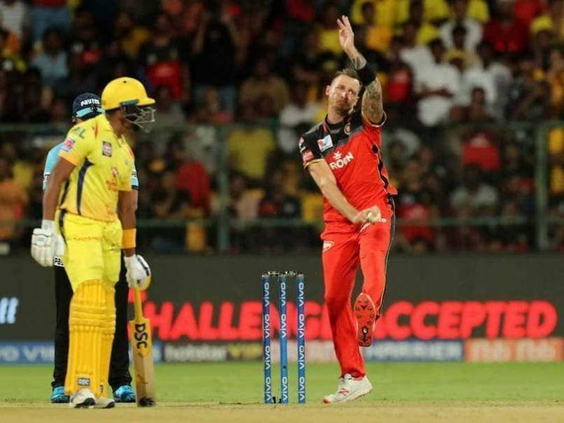 Dale Steyn played only 2 matches for RCB in IPL 2019