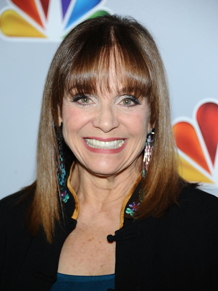 LOS ANGELES, CA - JANUARY 08:  Actress Valerie Harper attends NBC's taping of 'Betty White's 90th Birthday: A Tribute to America's Golden Girl' at Millennium Biltmore Hotel on January 8, 2012 in Los Angeles, California.  (Photo by Angela Weiss/Getty Images)
