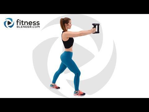 """<p>Another husband-and-wife training team, creators Daniel and Kelli house over 600 full-length strength- and HIIT-based workout videos on their channel, FitnessBlender, that receives nearly 33 million hits each month. You can sift through videos based on time, difficulty level, and muscle group focus.</p><p><a href=""""https://www.youtube.com/watch?v=t6UnYPkY8Ls"""" rel=""""nofollow noopener"""" target=""""_blank"""" data-ylk=""""slk:See the original post on Youtube"""" class=""""link rapid-noclick-resp"""">See the original post on Youtube</a></p>"""