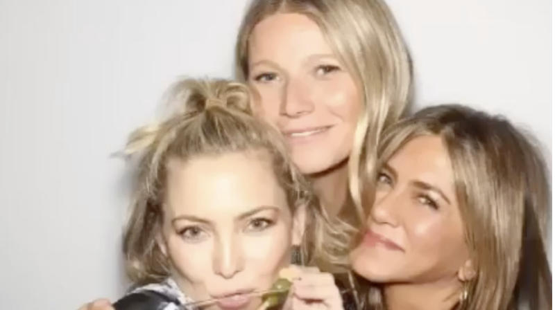 Jennifer Aniston Turns 50 With Her Famous Friends And Ex Brad Pitt