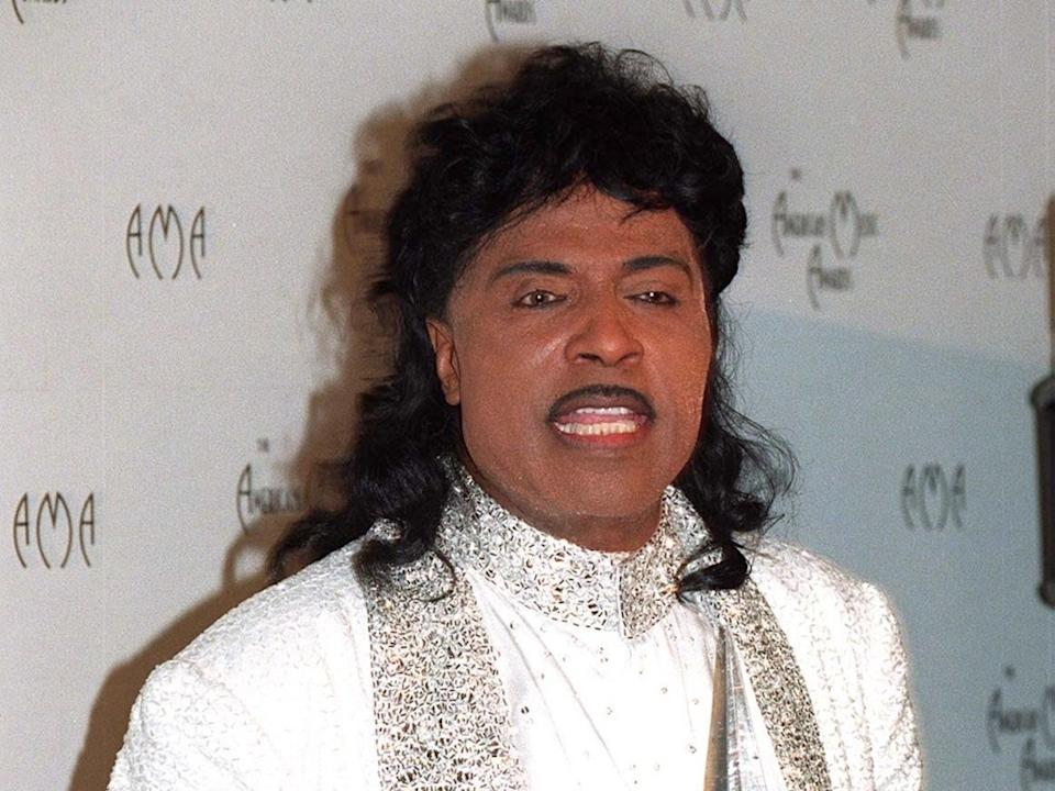 Little Richard wurde 1986 in die Rock and Roll Hall of Fame aufgenommen. (Bild: Featureflash Photo Agency/Shutterstock.com)