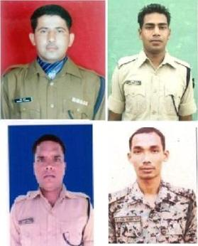 76 CRPF Bravehearts honoured with Gallantry Medals