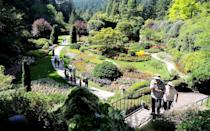 <p><strong>No. 3: Victoria, B.C.</strong><br>Average household net worth: $1,055,468<br>(Travel+Leisure) </p>