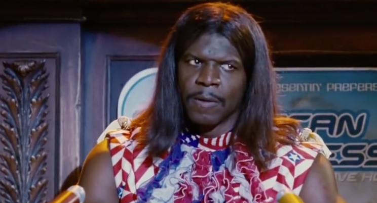 Terry Crews in Idiocracy. (Photo: Twentieth Century Fox)