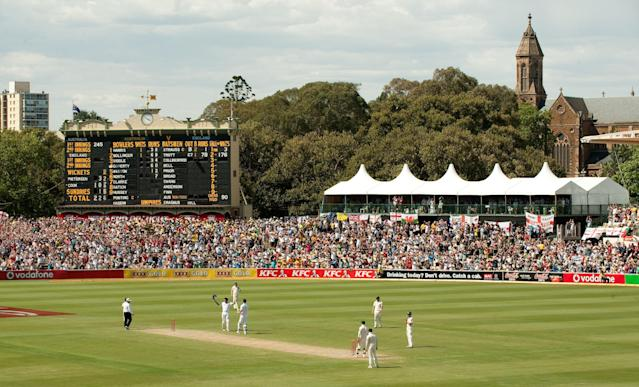 <p>And he continued his fine form at Adelaide in the second Test, scoring 148 as England went 1-0 up in the series (Getty Images) </p>