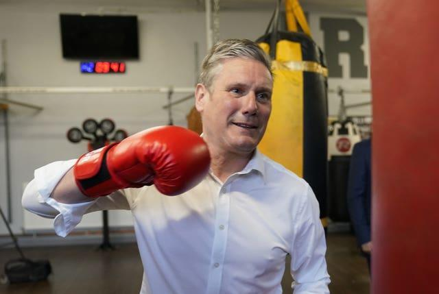 Labour leader Keir Starmer said the Prime Minister's phone revelations were 'a security risk'