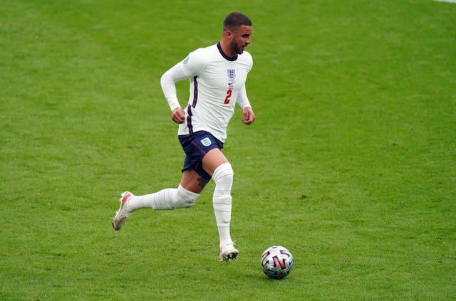 Kyle Walker put in a fine showing on the right-side of the England defence